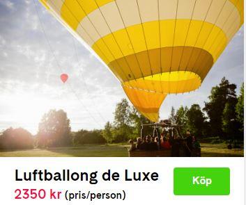luftballong malmö