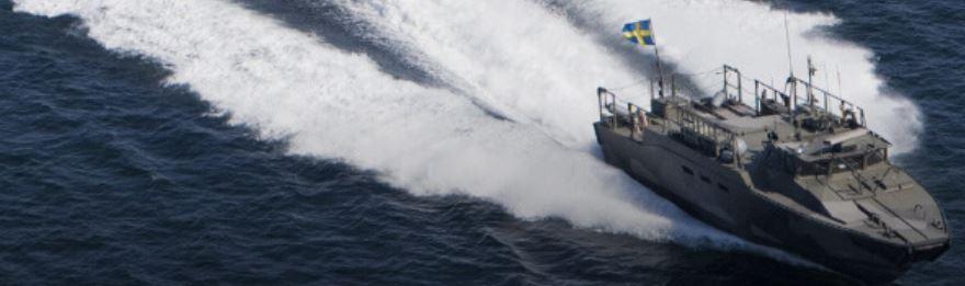 åka stridsbåt malmö