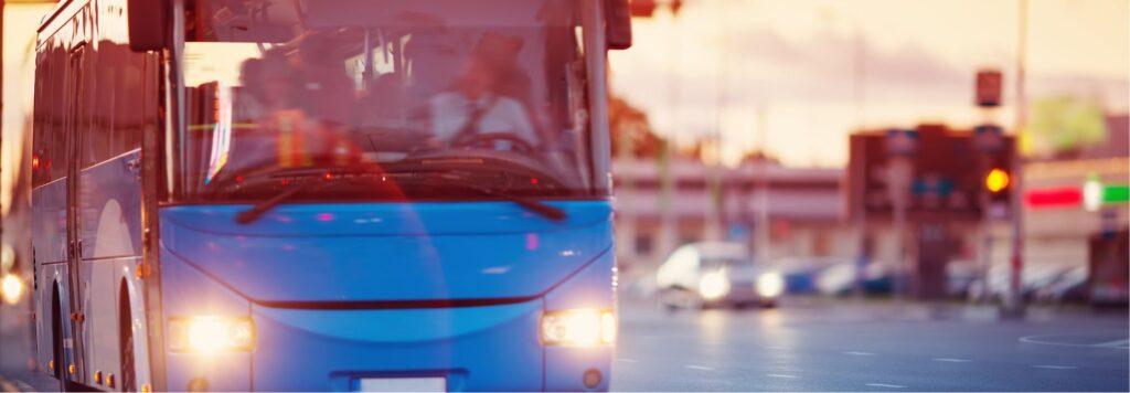 buss till Malmö